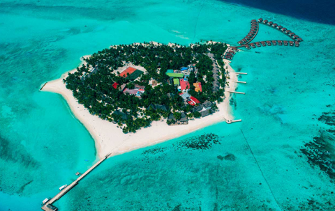 安利玛莎岛 Alimatha Maldives Resort & Spa